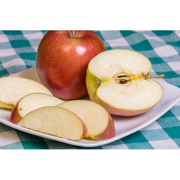 Fuji apples hold their freshness and flavor well when properly preserved.