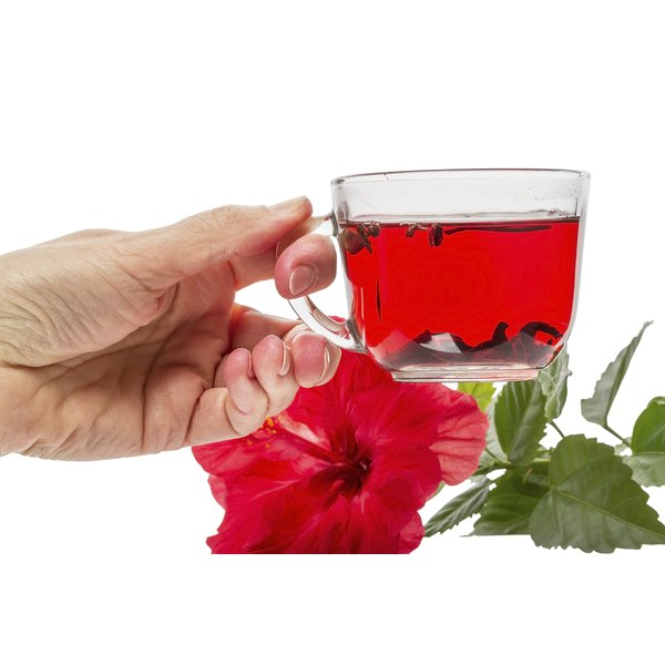Hibiscus tea may interfere with hormonal activity in the first trimester.