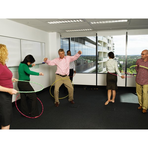 Extraverts may have more fun at work.