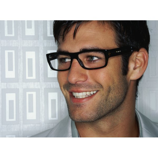Hairstyles for Men With Glasses | Our Everyday Life