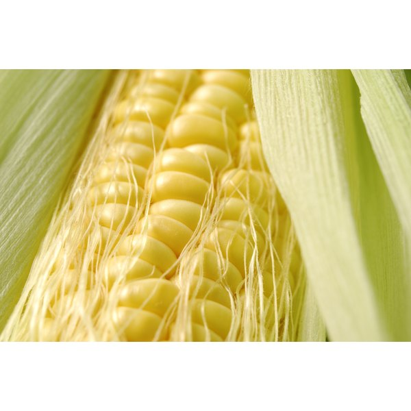 Creamed vegetables, such as corn, are a midcentury staple.