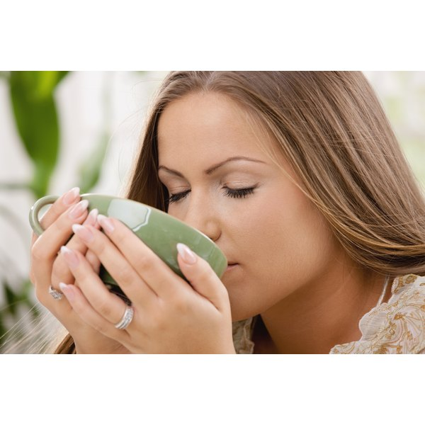 Yogi DeTox tea is known for its purifying qualities.