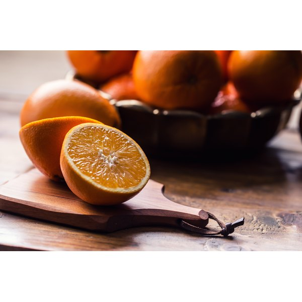 Carbs In Oranges >> Carb Count In Oranges Healthfully