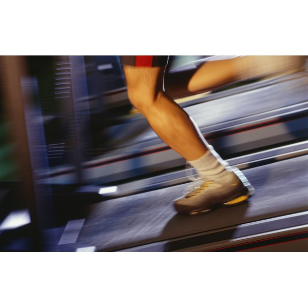 Heart pain while using a treadmill may indicate cardiovascular disease.