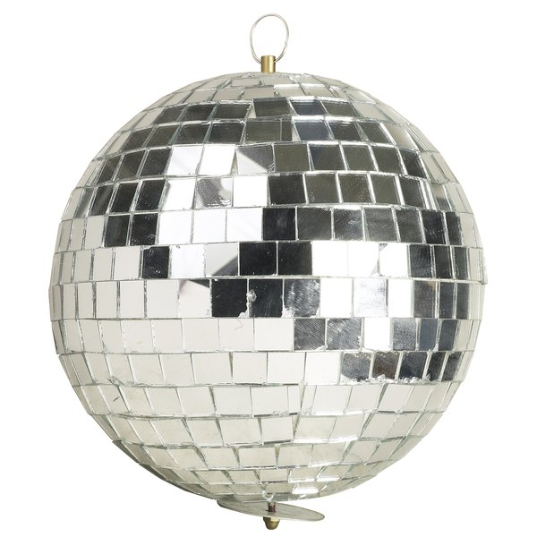 The disco ball is one of the most recognized symbols of the 1970s.