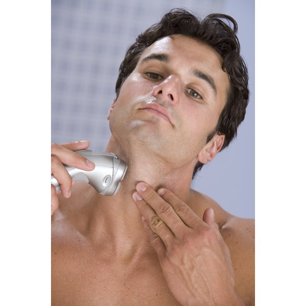 The wrong shaving technique can result in painful red bumps.