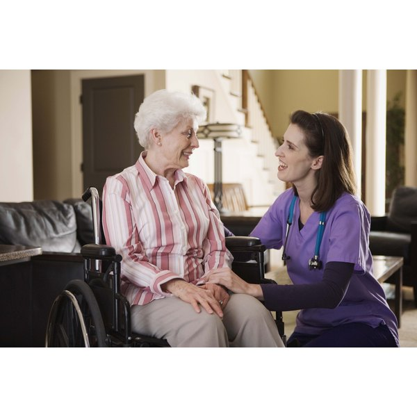 The right programs make it easier to provide homecare to a disabled person.