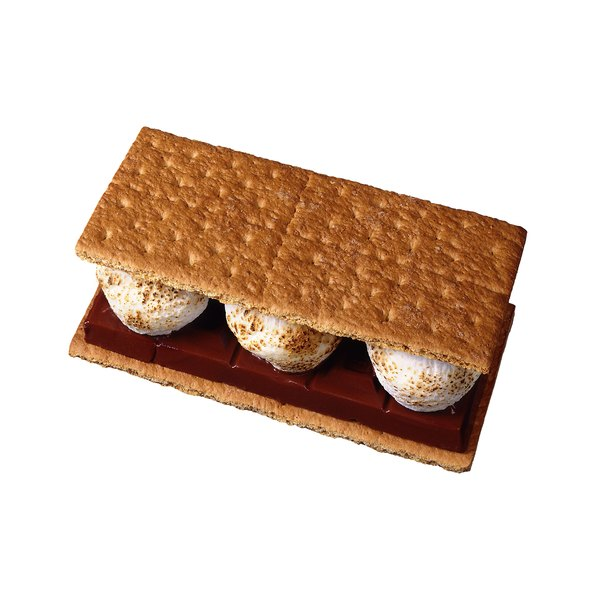 """S'mores earn their name from the phrase """"give me some more."""""""