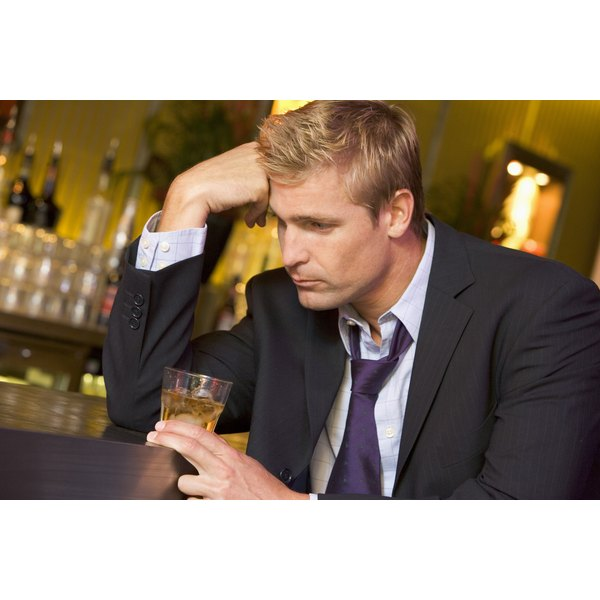 Darker alcohol may be more likely to cause hangover symptoms than lighter-colored alcohol.
