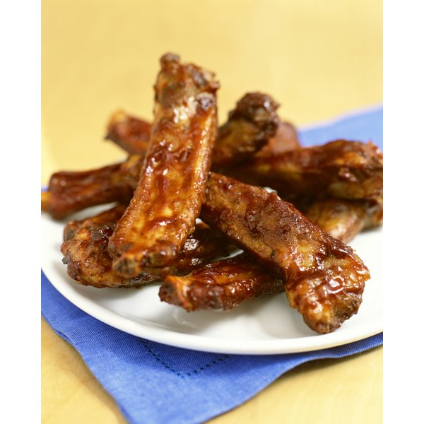 Quickly cook fork-tender ribs.