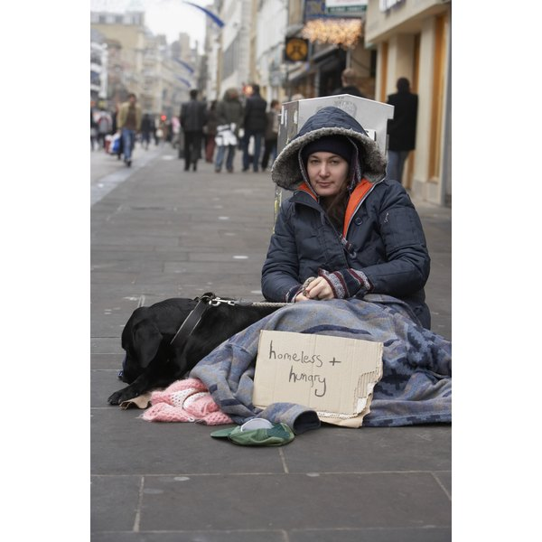 Society needs to change perception of the homeless