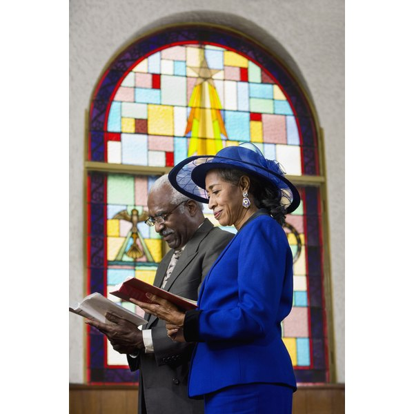 History of Black Women Wearing Hats at Church | Synonym