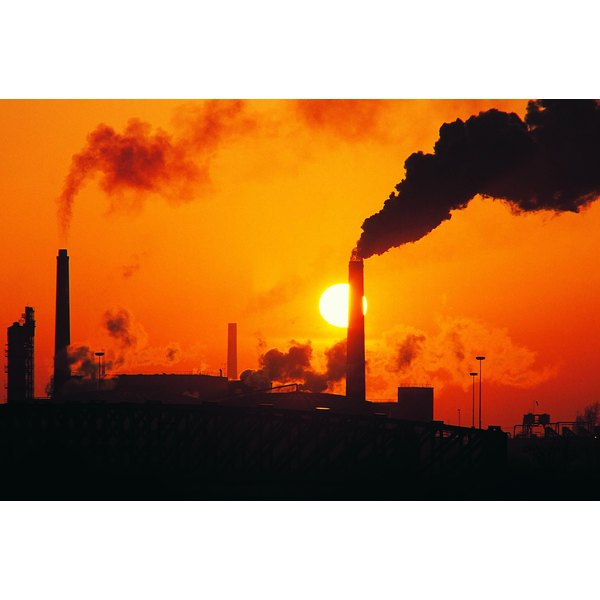 Exposure to environmental pollutants taxes your immune system.