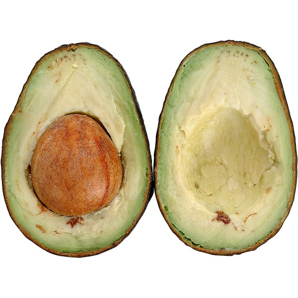 Creamy avocado flesh is easy to hide in sauces and salad dressings.