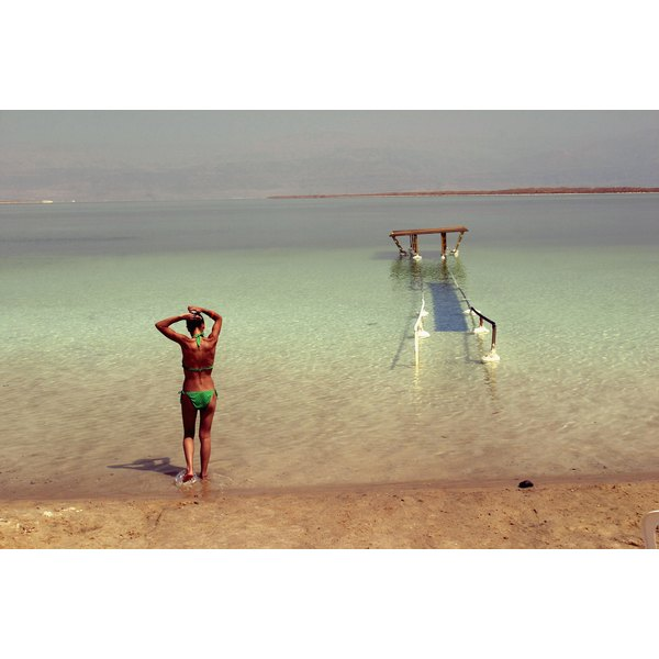 Why is the Dead Sea So Salty? | Synonym