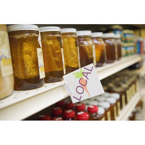Honey may be considered an occasional treat on a diabetic diet.