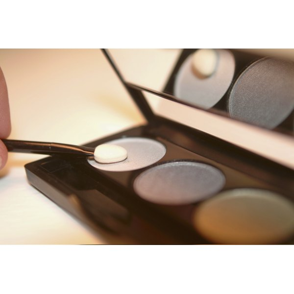 Throw away old cosmetics and wash makeup brushes often.