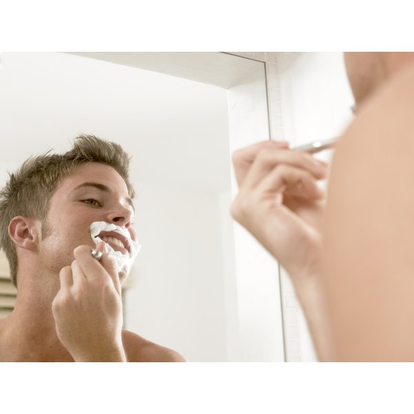 A clean shave or a well-maintained stubble makes a good first impression.
