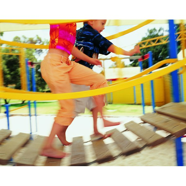 Teaching your child how to handle mean children makes the playground more fun.