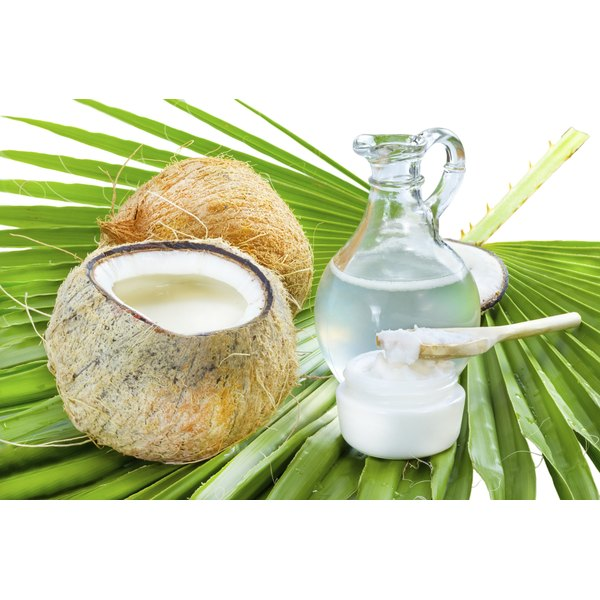 Stable and adaptable, coconut oil has a shelf life of 18 months once opened.