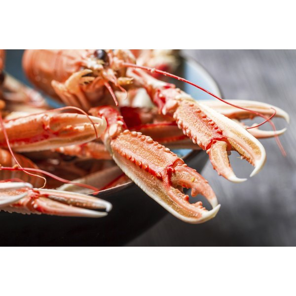 Food such as crab and lobster provide the body with the best source of zinc.