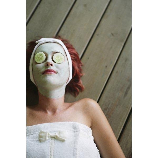 Regular facials can help keep nose bumps at bay.