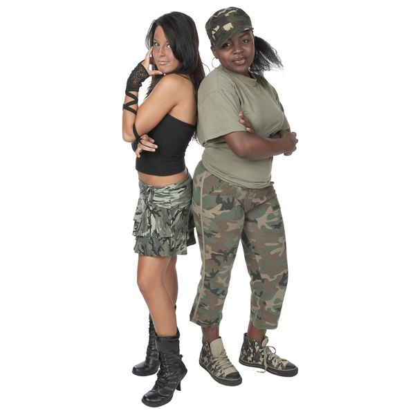 Attire for laser tag should be comfortable and blend into the environment.