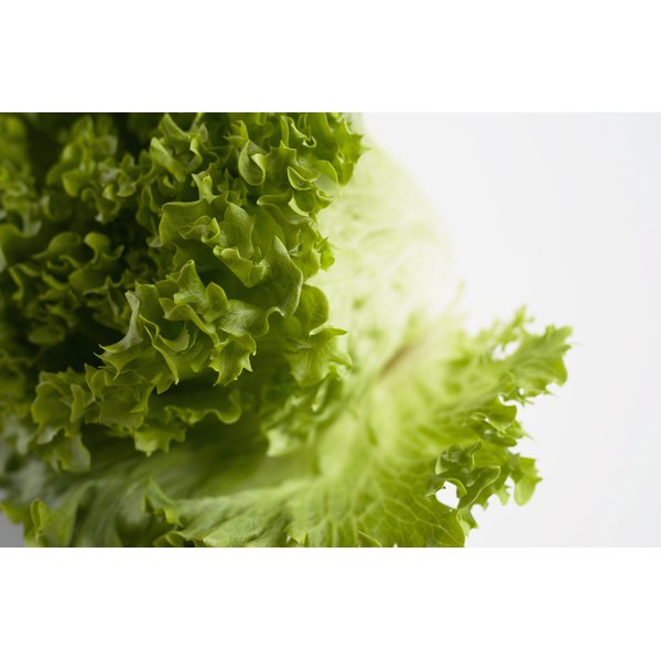 Green vegetables are a good source of magnesium and easily digestible.