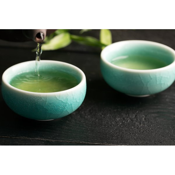 Green tea is a significant source of Vitamin K.