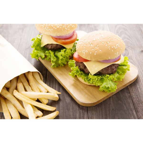 Fast-food consumption correlates with obesity, type-2 diabetes and heart disease.