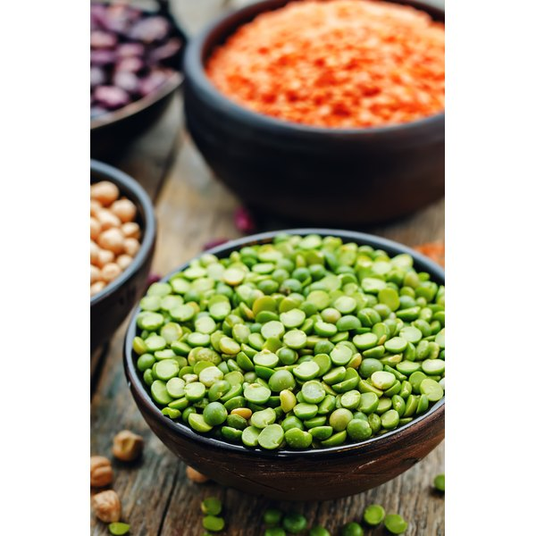 All varieties of lentil, including french, red and green, are gluten-free.