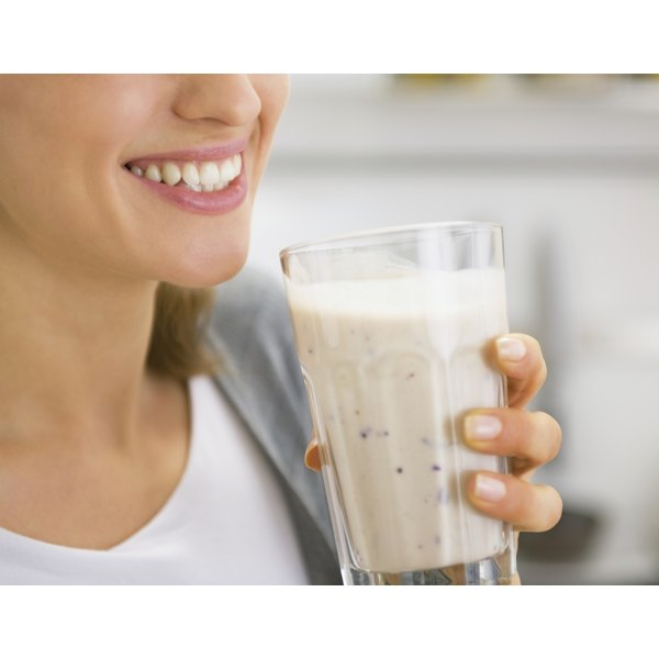 Using whey supplements may help you eat less.