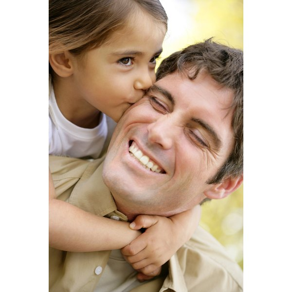 Fathers play a crucial role in children's' well-being and success.