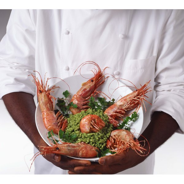 Serve prawns in-shell with a side bowl to discard the shells in and wet towelettes