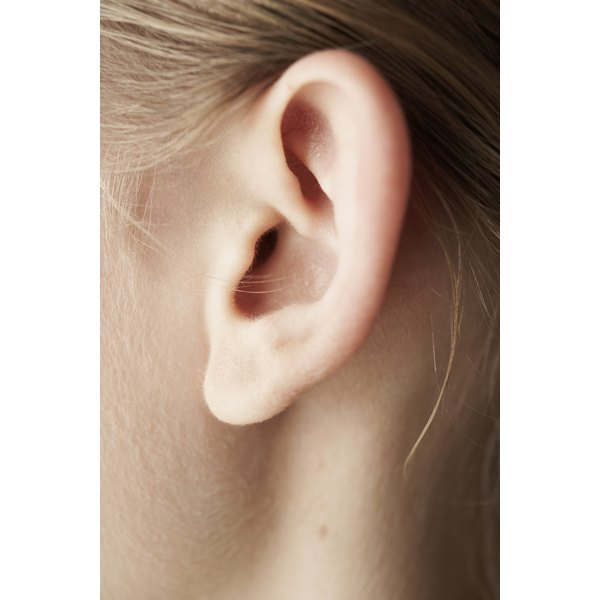 The industrial is a type of ear piercing.