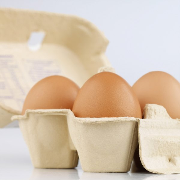 Egg whites can be used to treat acne.