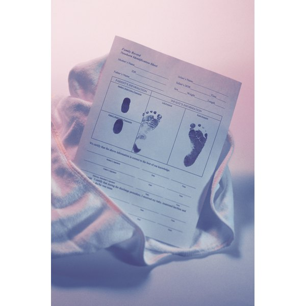 A birth certificate can reveal a person's vital birth information.