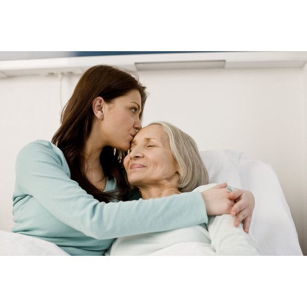 Caring for Mom's later years can challenge both of you.