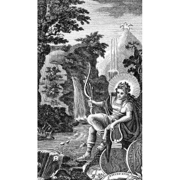 Greek Mythology on Apollo & the Plague