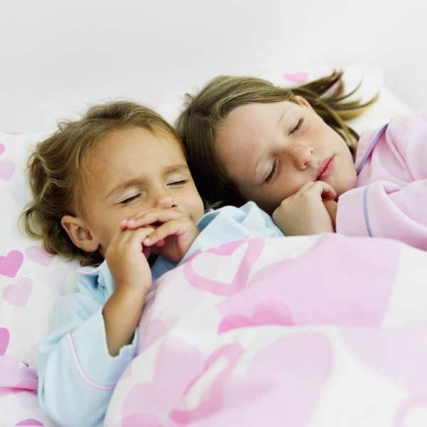 Adjust bedtimes according to your kids' ages.
