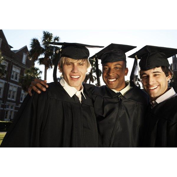 Graduation Announcement Etiquette | Synonym