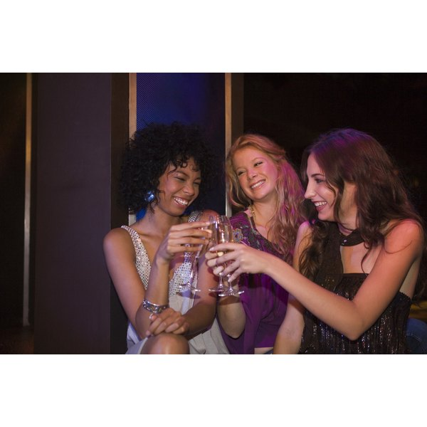 """Gather single girlfriends together for a """"Waiting to Exhale"""" party."""