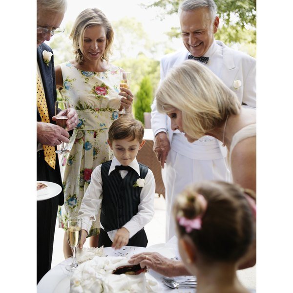 Hostesses may be asked to take care of details at receptions.