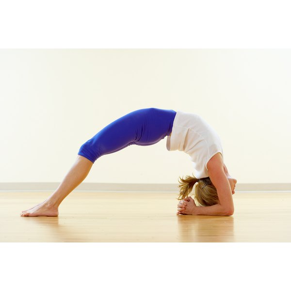 Yoga has an effect on brain chemicals, such as serotonin.