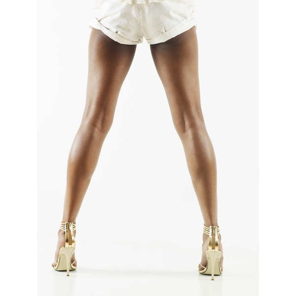 Keep your gams gorgeous by banishing blemishes on your legs.