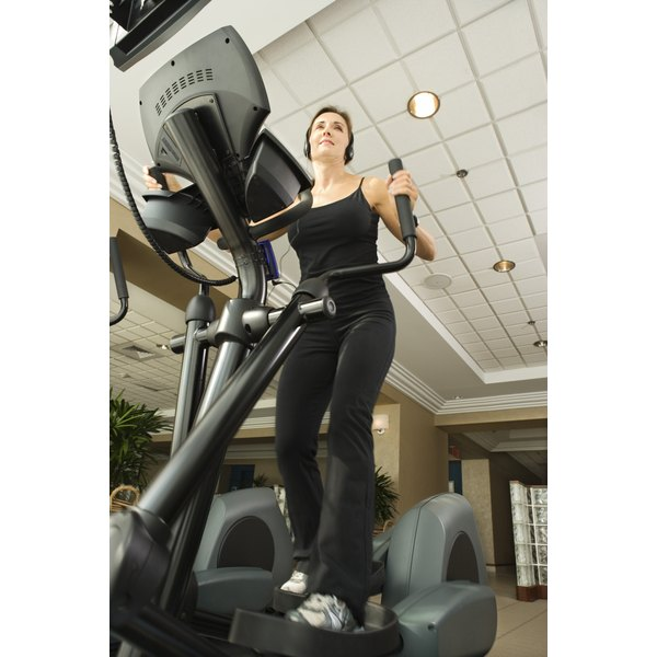 You need a well-designed elliptical machine for an effective low-impact workout.