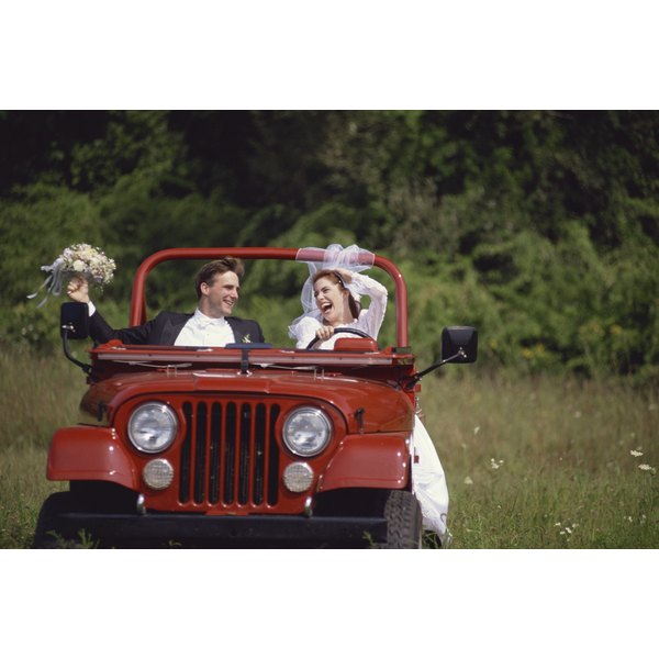 Elopement is ideal for couples who want to exchange vows privately.