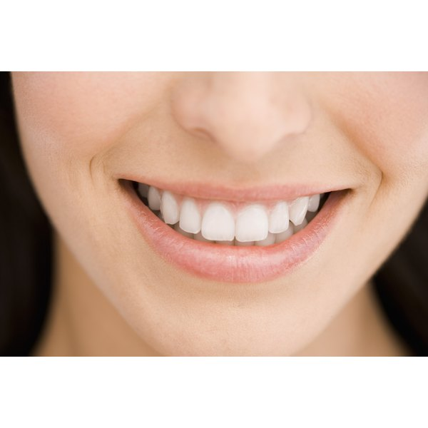 Achieving a bright white smile can come with some side effects.