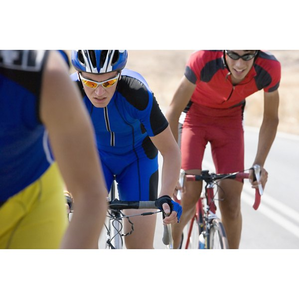 Triathletes can benefit from heart rate training.