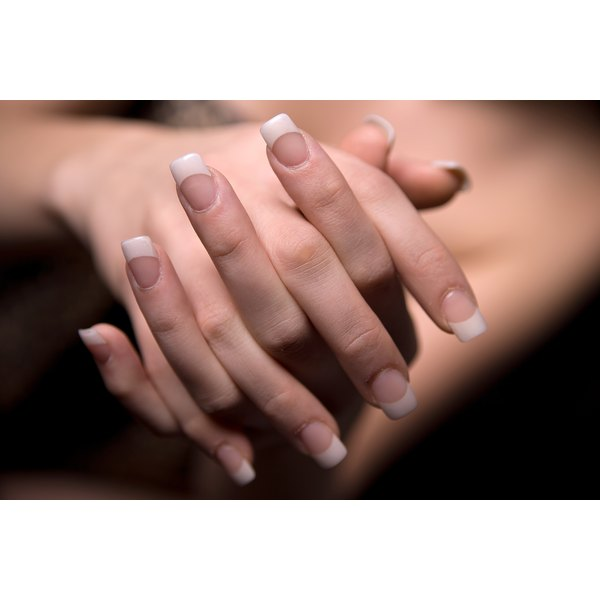 Unlike acrylic, gel nails do not chip easily.